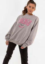 CHICAGO SWEATER | GREY