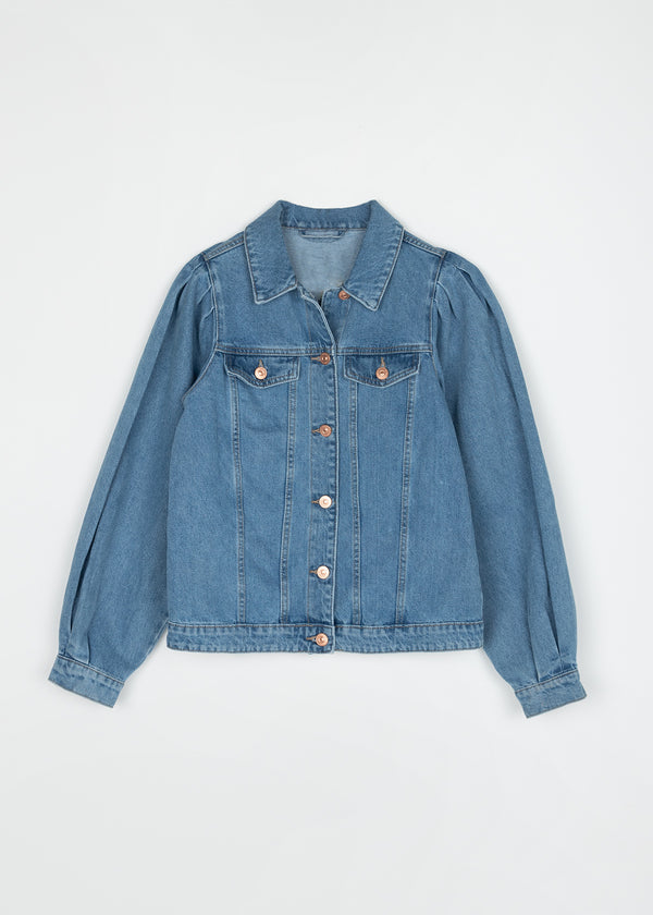 CHUNK DENIM JACK