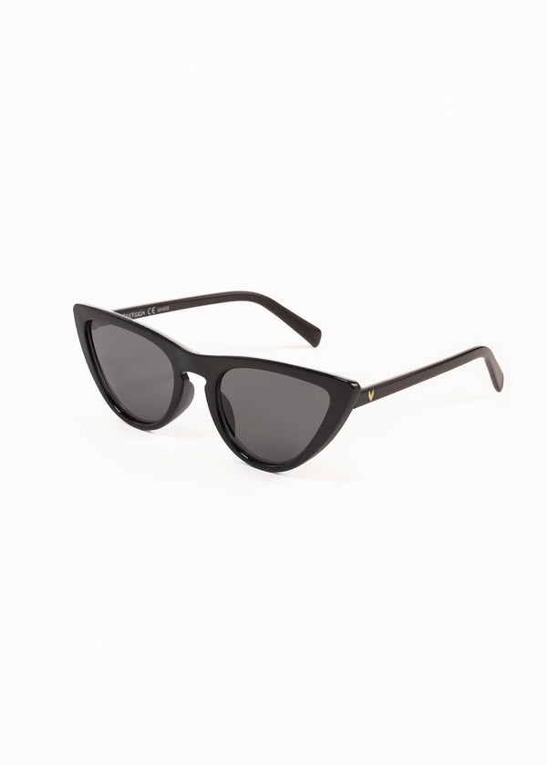 CLO SUNNIES | BLACK