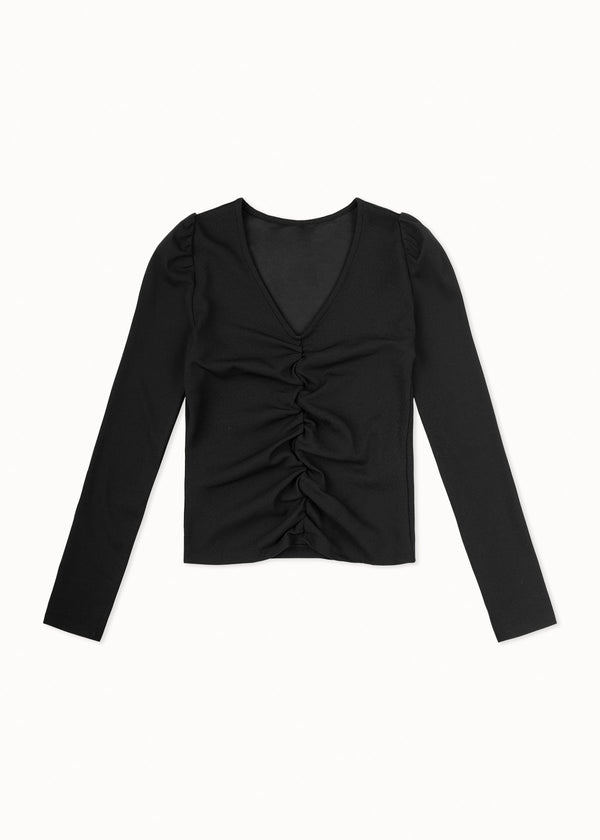 DUBAINE TOP | BLACK