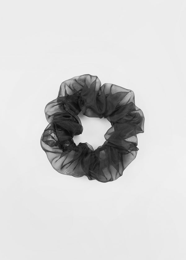 ELLE SCRUNCHIE | BLACK