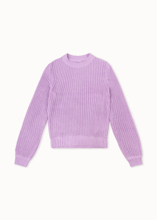 EVERYDAY KNIT | LILAC
