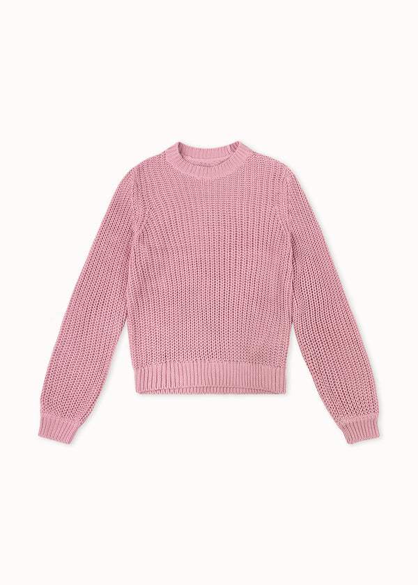 EVERYDAY KNIT | ROSE