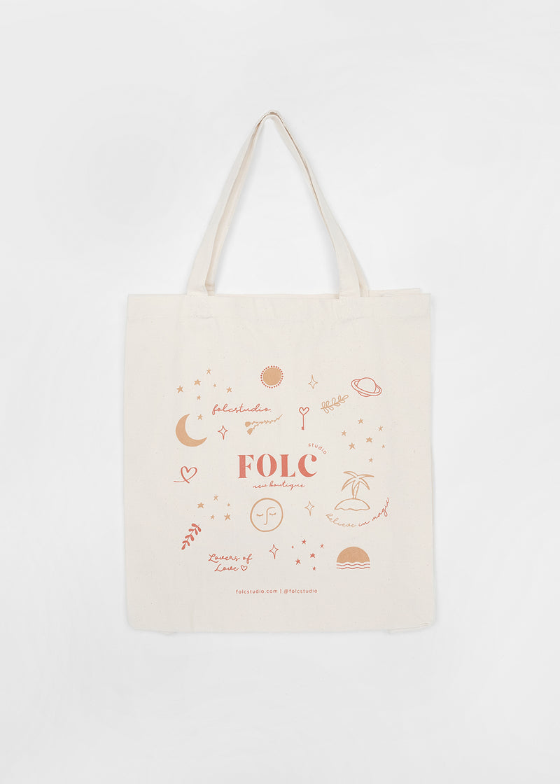 FOLC CANVAS BAG