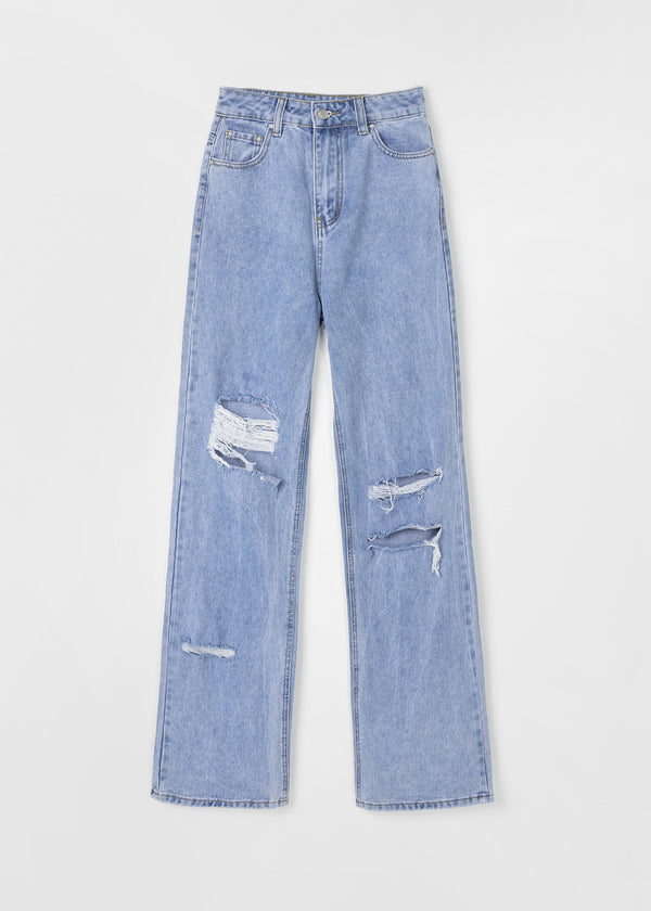 GIA STRAIGHT DENIM