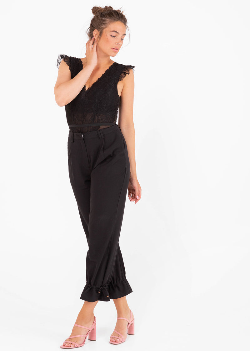 GINA PANTS | BLACK