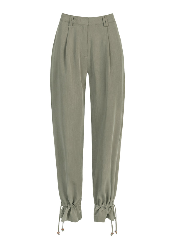 GINA PANTS | GREEN