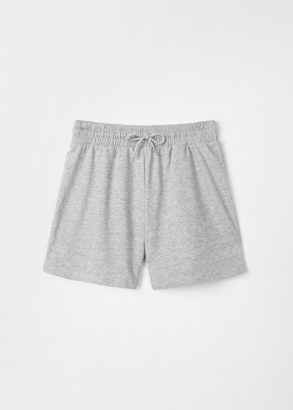INDI SWEAT SHORT | GREY