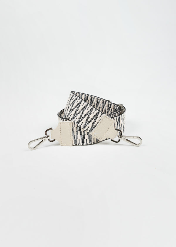 ISABEL STRAP | WHITE