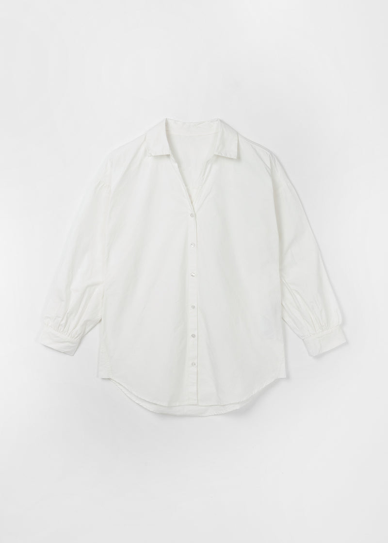 LALA SHIRT | OFF WHITE