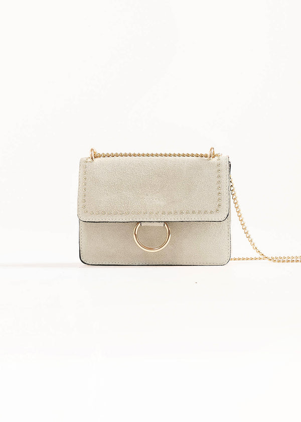 LEATHER IVY | BEIGE