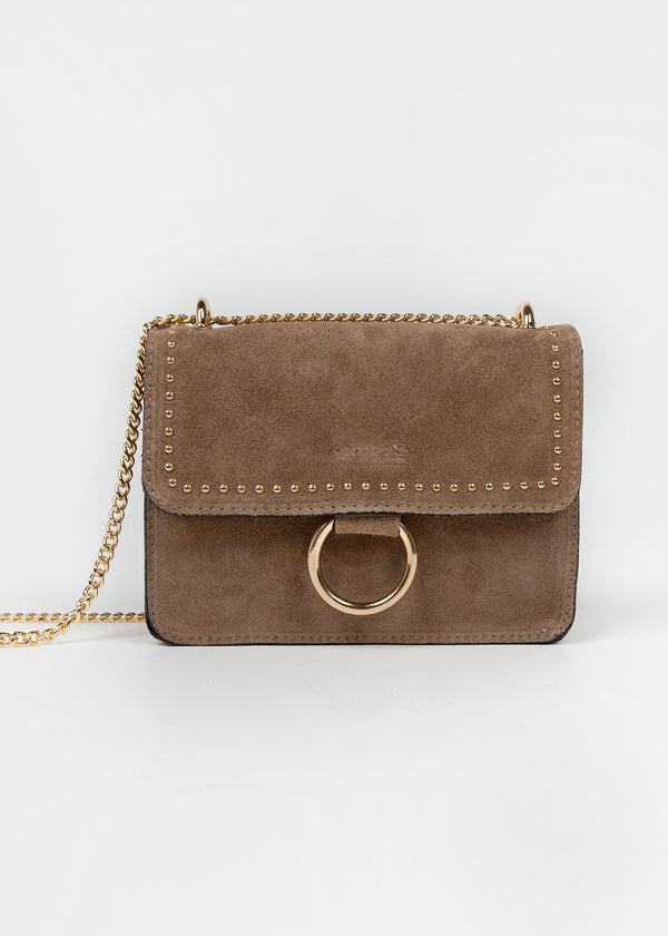 LEATHER IVY | CHOCO