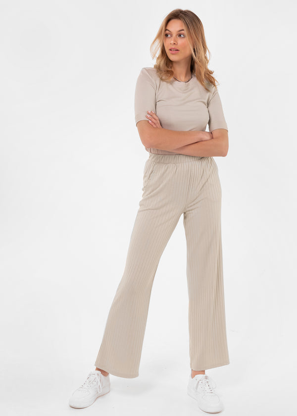 LOUNGE PANTS | BEIGE
