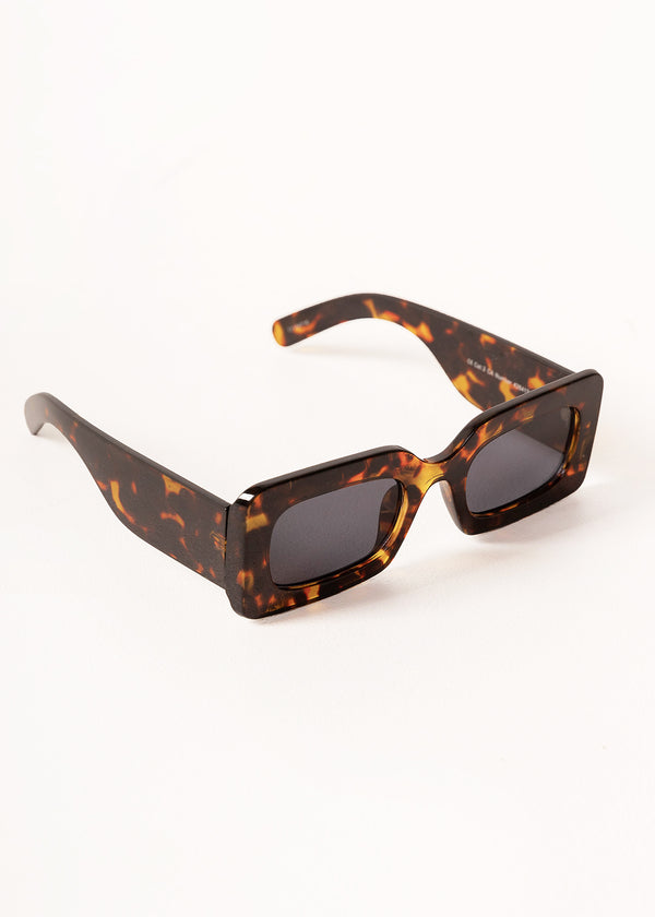 MIRA SUNNIES | DARK BROWN