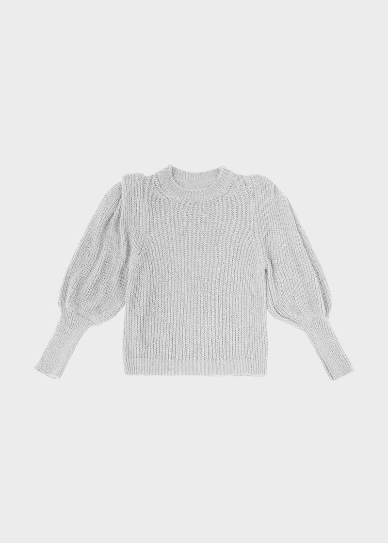 MOMENT KNIT | GREY