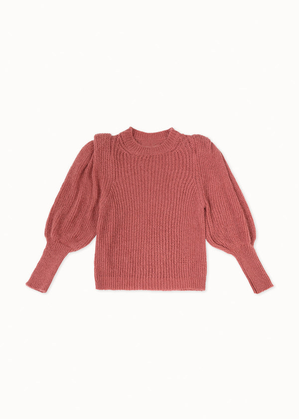 MOMENT KNIT | ROSE