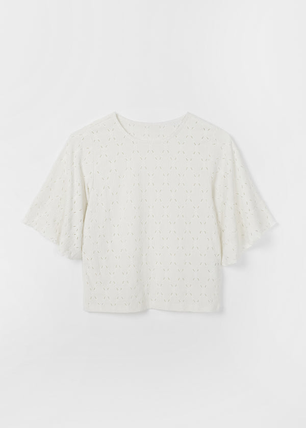 NOA TOP | OFF WHITE