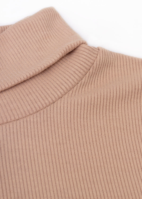 BASE ROLLNECK | WARM SAND
