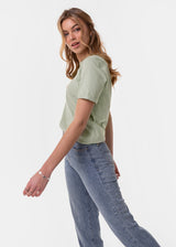 ROCK THAT BASE | SAGE GREEN