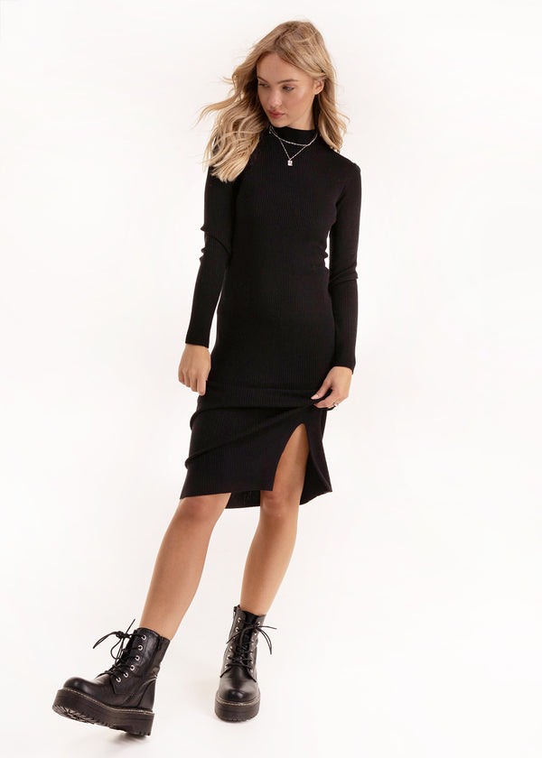 SABINA DRESS | BLACK
