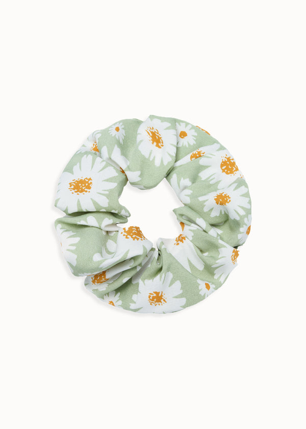 DAISY SCRUNCH | GREEN