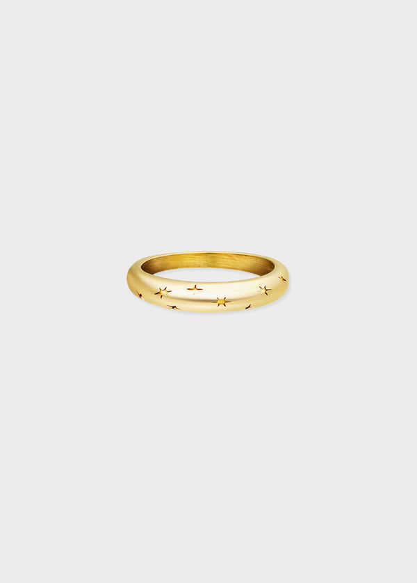 SPARKLE RING | GOLD