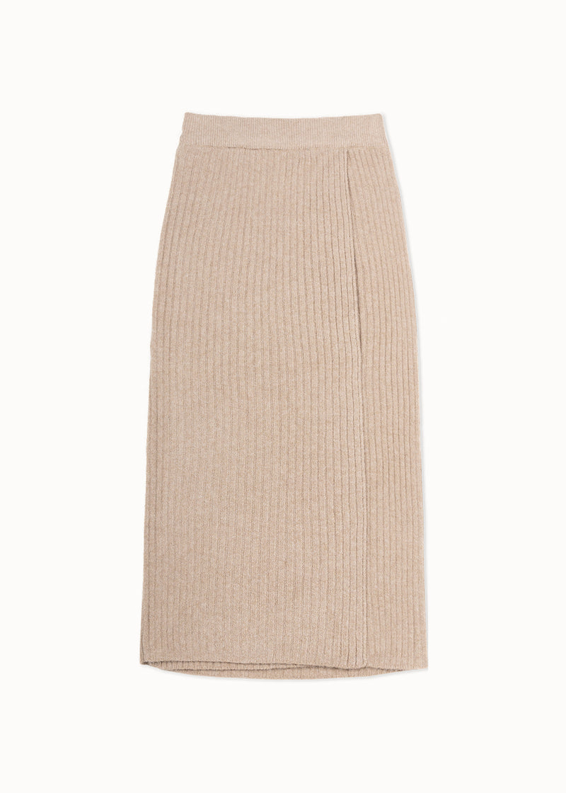 SUNA SKIRT | NATURAL