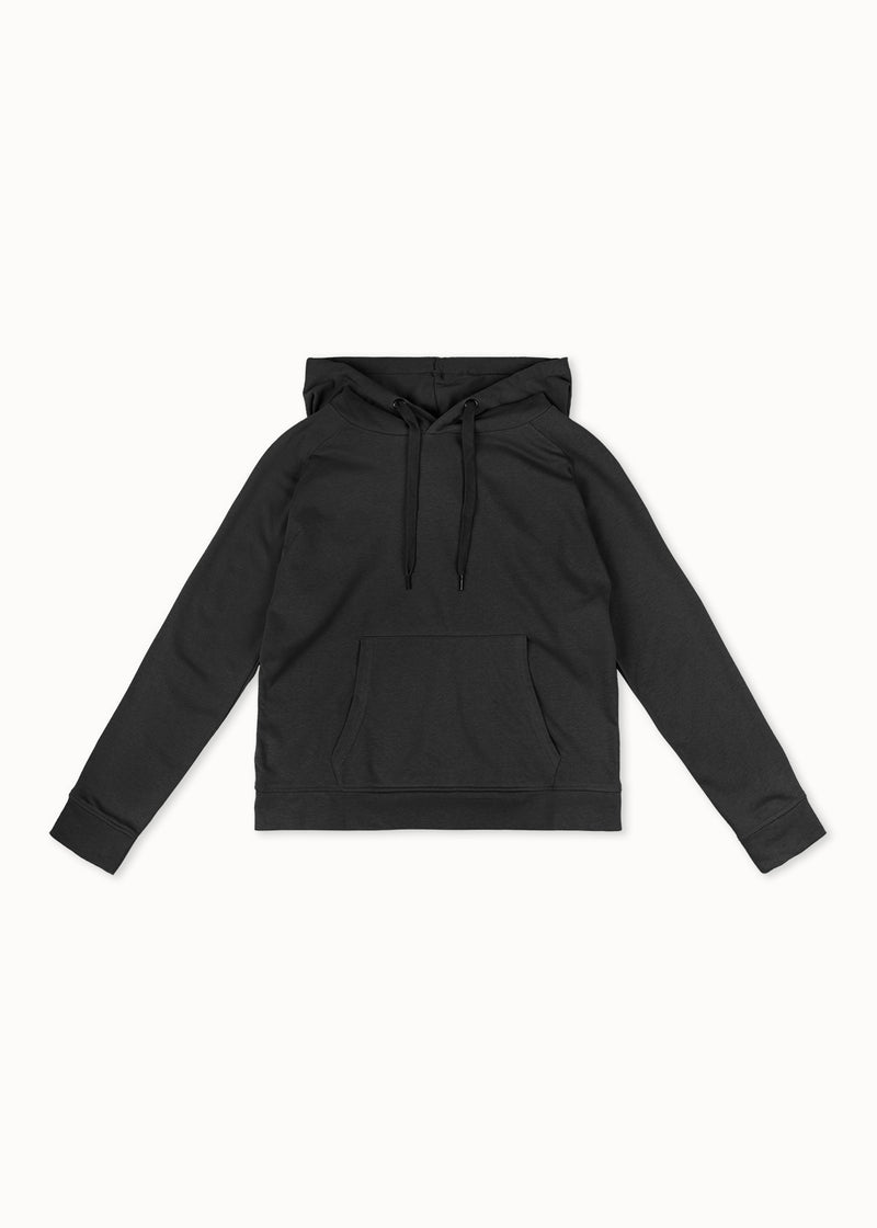 THE GOOD HOODIE | BLACK