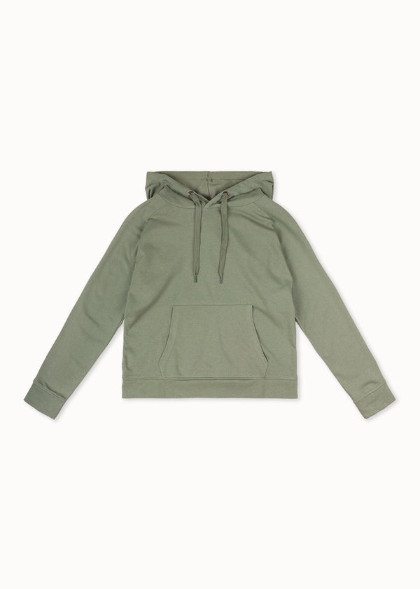 THE GOOD HOODIE | GREEN