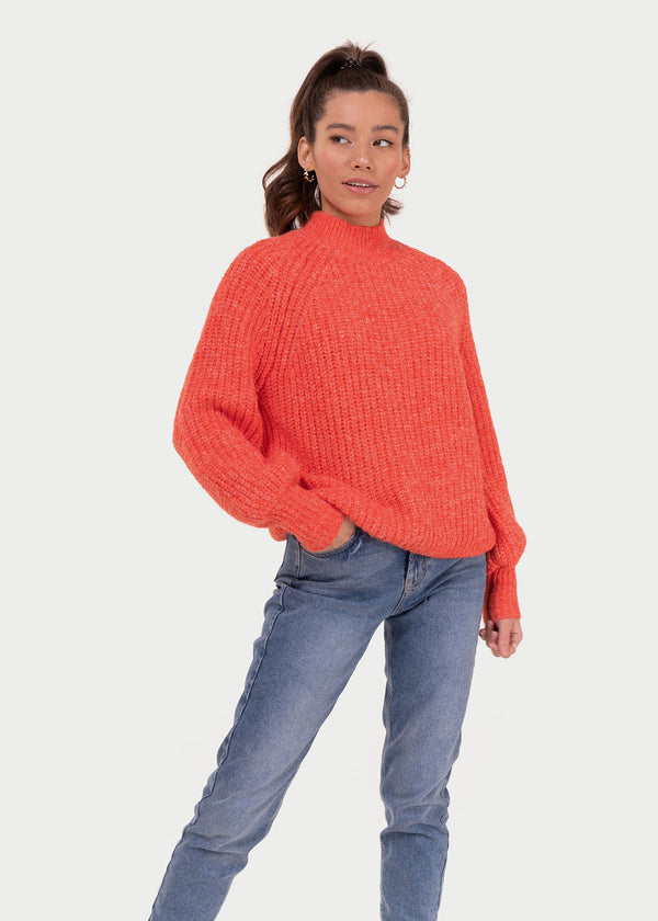 THE KNITTED FAVE | CHERRY TOMATO