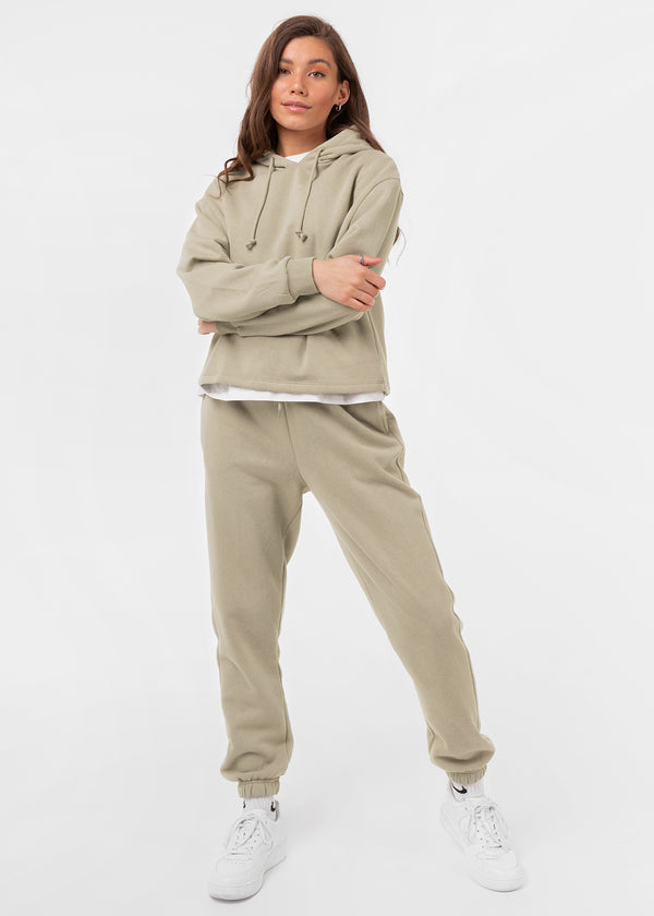 THE SWEAT PANTS | KHAKI