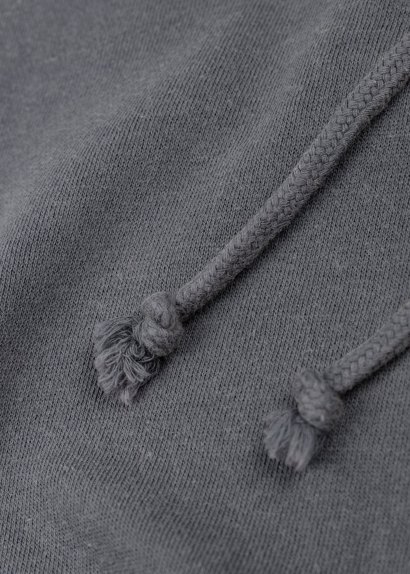 THE WASHED HOODIE | BLUE