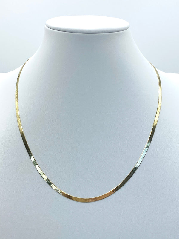 "Herringbone Chains-18"" or 20"""