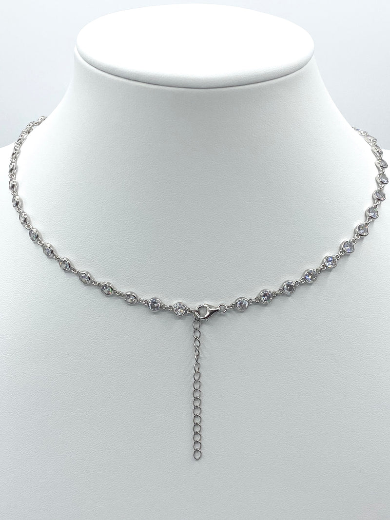 Diamond By The Inch Necklace