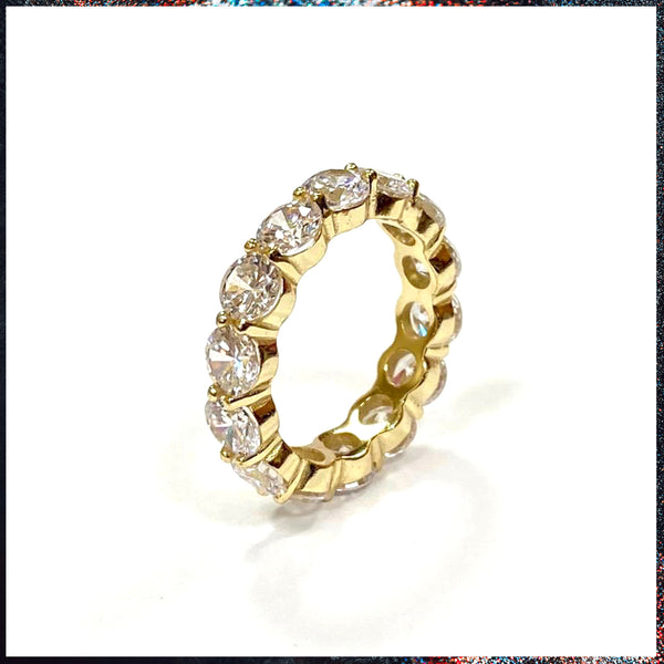 Drip Barre Jewelry Round Eternity Band