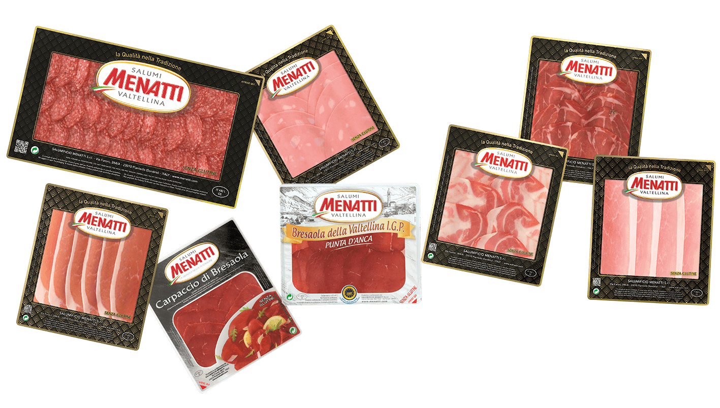 Sliced Cured Meat 100g