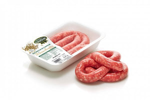 Fresh Italian Sausages with Fennel 400g