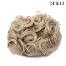 Load image into Gallery viewer, 1pcs Synthetic Hair Big Bun Chignon Two Plastic Comb Clips