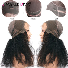 Load image into Gallery viewer, Remy 360 Lace Frontal Human Hair Wigs