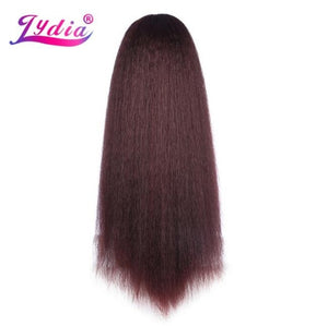 "Synthetic 16""-24"" Straight Hair Ponytail Extension All Colors Available"