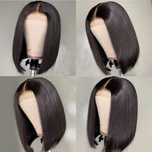 Load image into Gallery viewer, Remy Lace Front Human Hair Wig