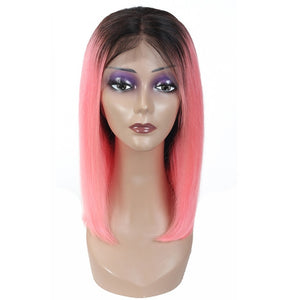 Remy Lace Front Human Hair Wig
