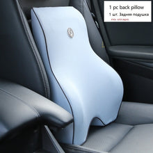 Load image into Gallery viewer, Car Cushion Seat Lumbar Support Office Chair Low Back Pain Pillow Memory Foam
