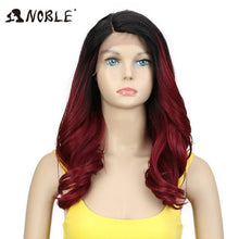 Load image into Gallery viewer, Synthetic 20Inch Ombre Hair Lace Front Wig