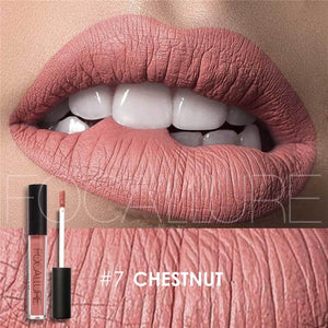 Focallure 25 color waterproof Matte Liquid Lipstick