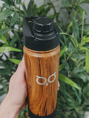BrandHoot Insulated Water Bottle - 22 OZ