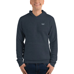 BrandHoot Medium-Weight Hoodie - Unisex