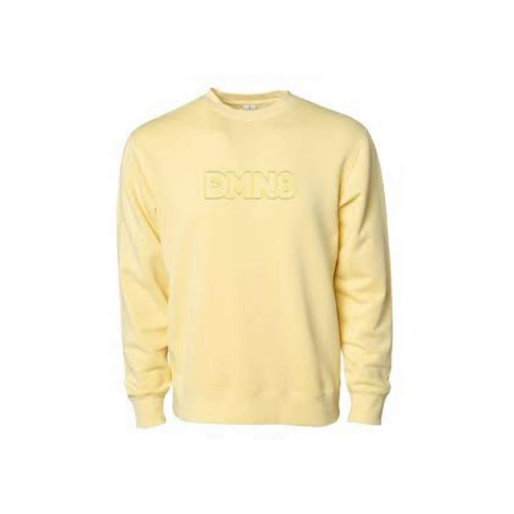 "NEW Gold Wash ""DMN8"" Sweater"