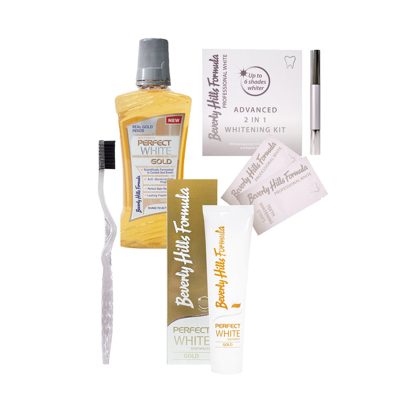 GOLD Whitening Bundle