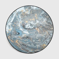 Large Round Area Rugs - Richard Castaneda